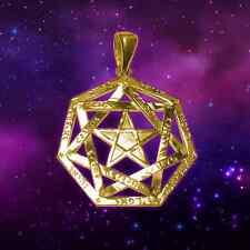 Enoch Amulet Star or Star Archangels gilding