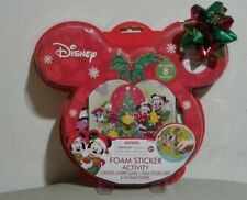 New Tara Toy Disney Minnie Mouse Memory Maker Foam Sticker Activity Christmas