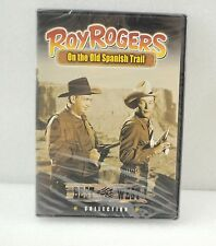 Roy Rogers On The Old Spanish Trail DVD Movie