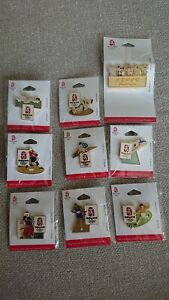 Beijing 2008  evnt collection 9 different pins for sale