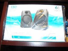 logitech z130 stereo + computer speakers