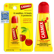 Carmex - Cherry Original Moisturising Lip Balm Tube Skin Care Treatment