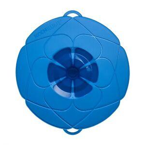 Kochblume vom Erfinder Armin Harecker Gr. L Blau 29 cm/Überkochschutz