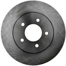 Disc Brake Rotor-Non-Coated Front ACDelco Advantage 18A822A