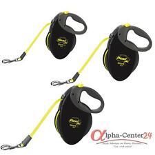 Dog Lead Flexi Giant Neon Dog Automatic Leash Rope Lead Belt Rope Flexi Lead