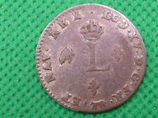 More details for 1741 a ,  2 sols  france   (4482)
