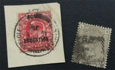 nystamps Great Britian Stamp # 84,O68 Used $125   O22x1464