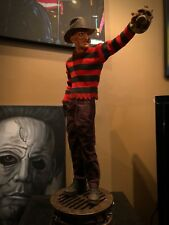 Freddy Krueger Premium Format PF Statue Sideshow Collectibles Exclusive