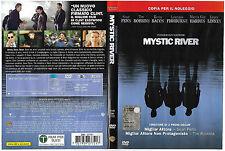 MYSTIC RIVER (2003) dvd ex noleggio