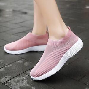 Scarpe Donna Sportive Da Ginnastica Sneakers Estate Mocassini Comode
