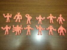 12 M.U.S.CL.E MEN figures 1980's monsters creatures wrestlers Mattel LOT #1