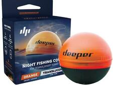 Deeper Fishfinder Night Orange LED Fishing Cover for Smart Sonar, Accessories