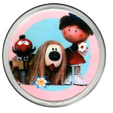 MAGIC ROUNDABOUT  DRINKS COASTER. Cult TV, 60's TV, Childrens TV.