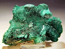 "5"" Green Botryoidal Atacamite Cluster, Mt Gunson, Australia! ATA257"