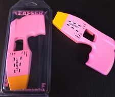 Pink Halloween Costume Police Zapper TOY Taser Stun Gun w/ Lights & Sound