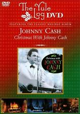 Christmas With Johnny Cash (The Yule Log DVD)