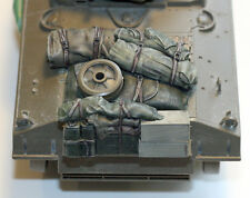 1/35 Scale Sherman Engine Deck Set #2 Value Gear Details - Resin Stowage