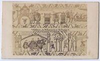 Cover Da La Tappezzeria Da Bayeux Francia CDV Di Dopo Incisione Albumina Ca 1860