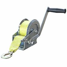 Black Bull - W1400 - Sportsman Series 1400 Lbs Hand Winch With Hook New