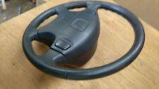 95-02 MK1 Honda CRV cr-v steering wheel complete grey vgc