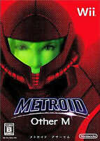 Metroid Other M Wii Japan Version