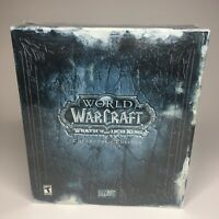 WoW World of Warcraft: Wrath of the Lich King US (Collector's Edition) - Sealed