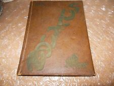 ORIGINAL 1949 ROOSEVELT HIGH SCHOOL YEARBOOK/ANNUAL/JOURNAL/FRESNO, CALIFORNIA