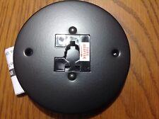 ConTech Lighting LA-18-B Black Monopoint Adapter NEW IN BOX