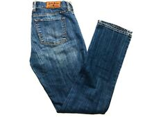 Lucky Brand Woman Blue Jeans Size 6/28 Regular Sofia Straight Distressed