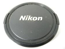 Genuine Nikon 77mm Front Lens Cap WITH SILVER NIKON SCRIPT