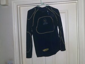FORCEFIELD  BODY  ARMOUR SPORT SHIRT X-V  NAVY  EXTRA SMALL
