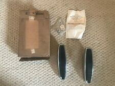 Front kit Only Jeep SJ Grand Wagoneer 1984-91 OEM Bumper nerf stripes guards