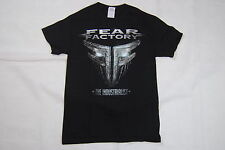FEAR FACTORY INDUSTRIALIST T SHIRT SMALL NEW OFFICIAL DEMANUFACTURE OBSOLETE
