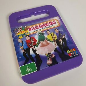The Wiggles - Wiggledancing! Live In Concert (DVD, R4, 2007) FREE POST