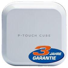Brother P-Touch Cube Plus P710BT Beschriftungsgerät Etikettendrucker weiß