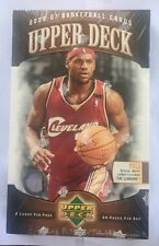 2006-07 Upper Deck Factory Sealed Basketball NBA Hobby Box