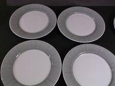 Pier 1 Metro Line salad plates, set of 4