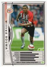 figurina CARD WCCF EUROPEAN CLUB 2004/05 PANINI NEW 100 PSV EINDHOVEN BOUMA