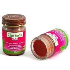 Wang Prom - Natural Herbs - Thai Kräuter Balm *Rose* 50g für Massage Spa