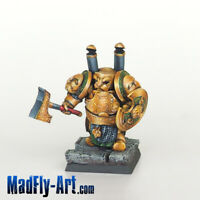 Dwarf Steam Armor #5 MASTERS6 painted MadFly-Art