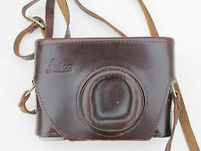 "RARE UNUSUAL Leica camera case for 1g, 1f or 1c? ""LQQK"""