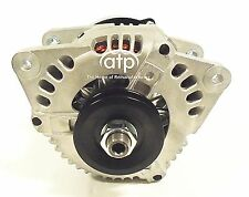 CANAL BOAT ALTERNATOR UNIVERSAL RIGHT-HAND LEFT-HAND FIT HIGH OUTPUT 120 AMP