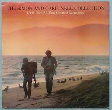 SIMON & GARFUNKEL ~ COLLECTION ~ 1981 UK 17-TRACK LP RECORD ~ CBS 10029