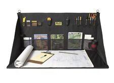 Plan Station Portable Standing Desk, Adjustable Height, Quick Install, Heavy Job