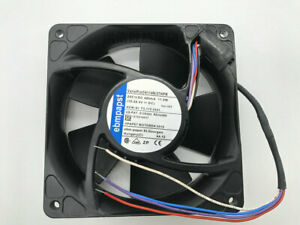 original ebmpapst 4114N/37HPR ebmpapst 24V 120*120*38 2 wire fan good quality