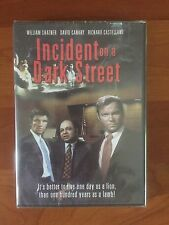 Incident on a Dark Street DVD (New In Package)