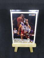1993-94 Fleer #343 Anfernee Hardaway Rookie Card NM-MT Orlando Magic  CENTERed