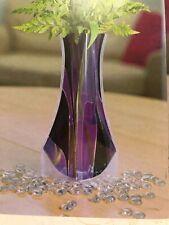 "Vazu- A Vase Like Youve Never Seen Before Flower Vase Not Glass Flat 5.5x11"""