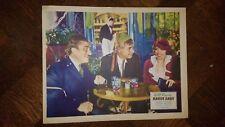 Original Will Rogers Handy Andy Movie Lobby Card