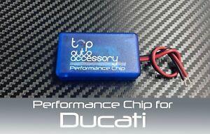 Performance Speed Chip Racing Torque Horsepower Power ECU Tune Module for Ducati